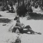 1977.04.17 上午 花红洞 对面仙人洞山上 IMG_8885