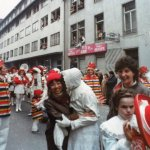 Fasching in Frankfurt