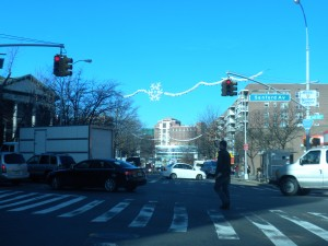 Kissena Boulevard and Sanford Avenue