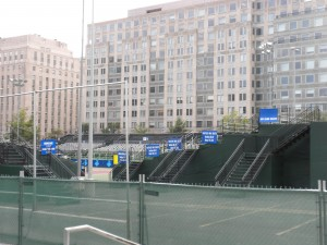 Little tennis in D.C.