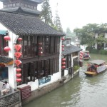 朱家角 Zhujiajiao Ancient Town