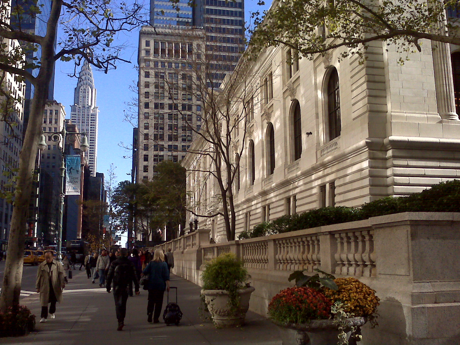 New York City Public Library 纽约图书馆