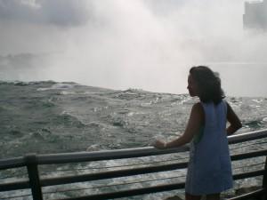 Niagara Falls 尼亚加拉瀑布