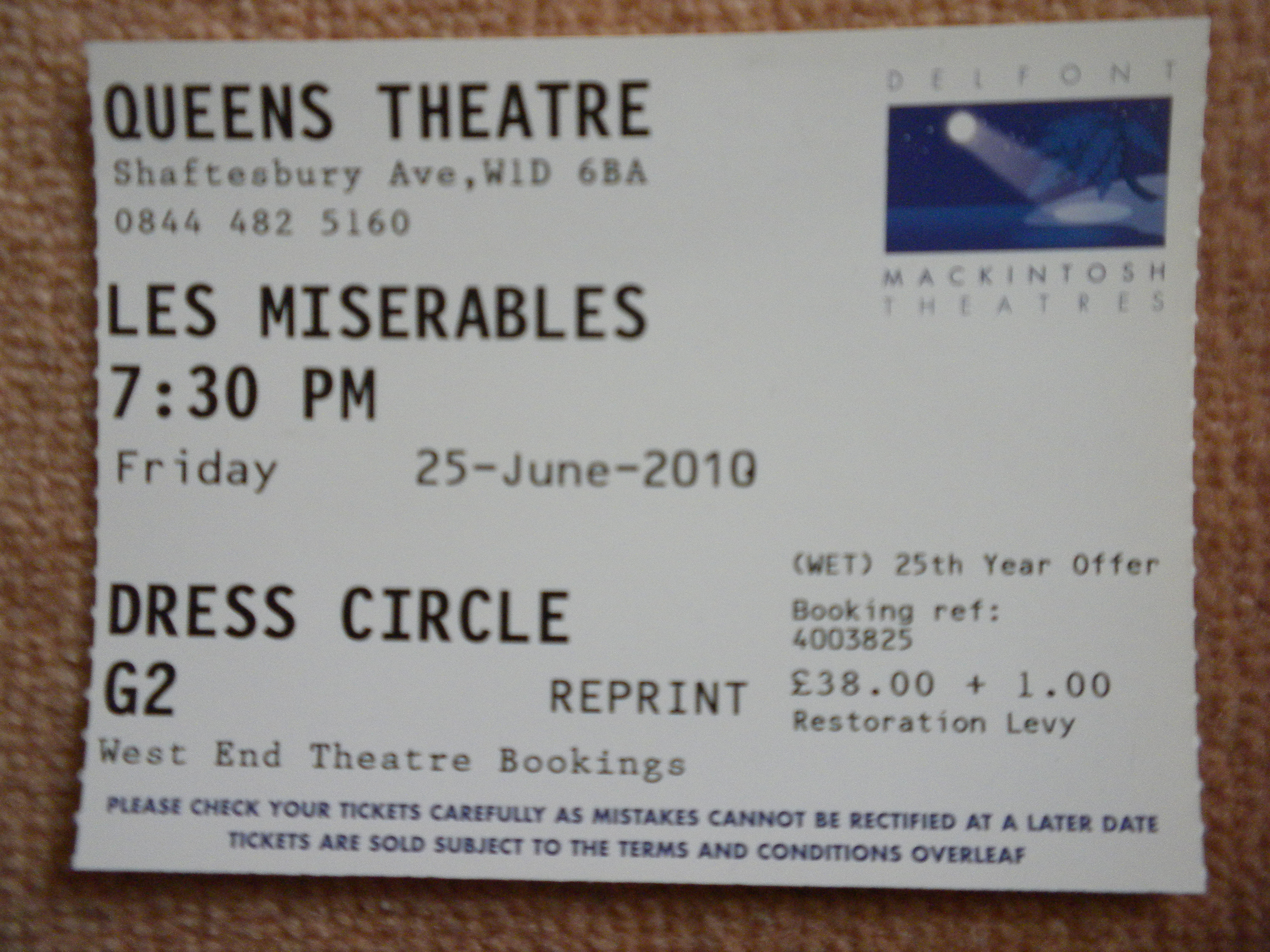 Hotel and les miserables ticket deals toronto