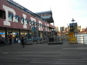 The South Street Seaport 南街海港