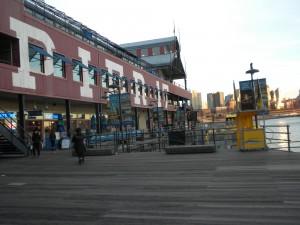The South Street Seaport 南街海港
