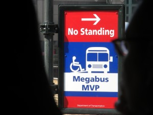 The MegaBus in 2011