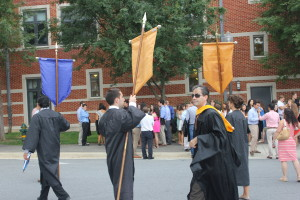 Georgetown University's convocation