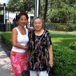 Visiting Auntie Ida