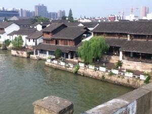 Braim Canal Hotel area