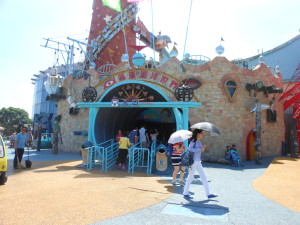 Sunasia Ocean World 圣亚海洋世界