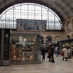 Paris Metro Gare de L'Est