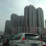Datong is building up