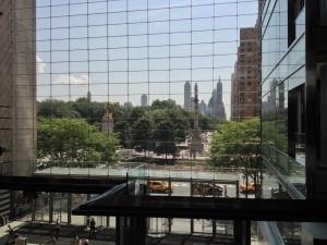 The Columbus Circle