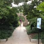 The Moongate Garden