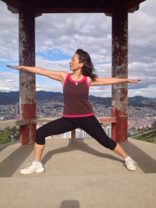 Yoga 张家口
