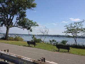 Cross Island Parkway @ Little Neck Bay, 2014.08.17
