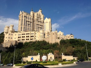 Neuschwanstein in Dalian?