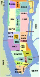 manhattan-dist-map
