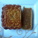 image moon cake pineapple