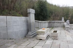 Liu Bingzhang memorial park