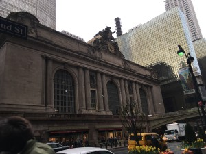 Grand Central 纽约中央车站