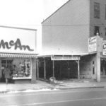 image McAn 136-61 Roosevelt Ave in 1970s