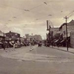image Main St and Northern Blvd in June 1925