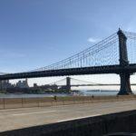The tip of Manhattan