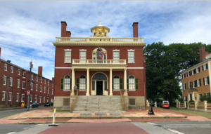 Customs House in Salem