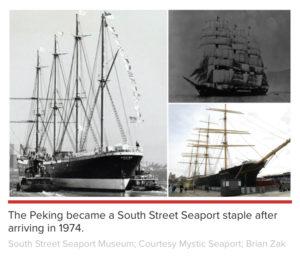 Peking left New York