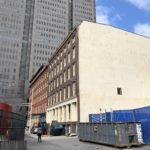 A. A. Low building