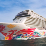 Cruising in the Chinese waters