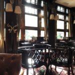 An afternoon tea at O'Hara's