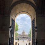 Arches of Paris