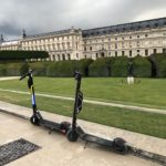 Electric Scooters in Paris