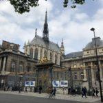 Palais de Justice & St. Michel