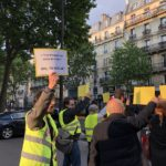 Protest, again