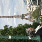 Promenade Khalil-Gibran & Tour Eiffel