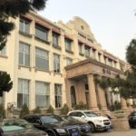 Prince Hotel; Qingdao Daily