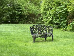 Will someone sit there with you?