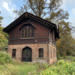 Gothic Revival Mill
